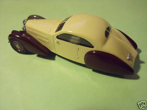 Bugatti 57 gangloff rationalisieren, um eine peindre 1937 1   43 unlackiert kit