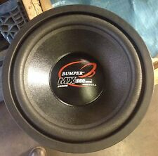"""New Old School Design Bumper Industries 12"""" SVC 1265MX Subwoofer,USA MADE"""