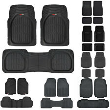 Car Floor Mats For Sedan Suv Van Truck Multiple Material Amp Style Universal Fit Fits 2003 Honda Pilot