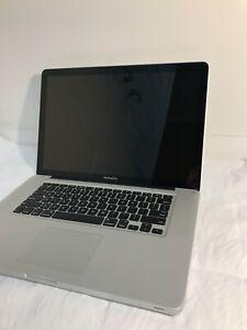 "Macbook Pro 15"" Mid 2012 Core i7 2.6GHz 8 ГБ Ram 750 ГБ Hdd (A1286)"