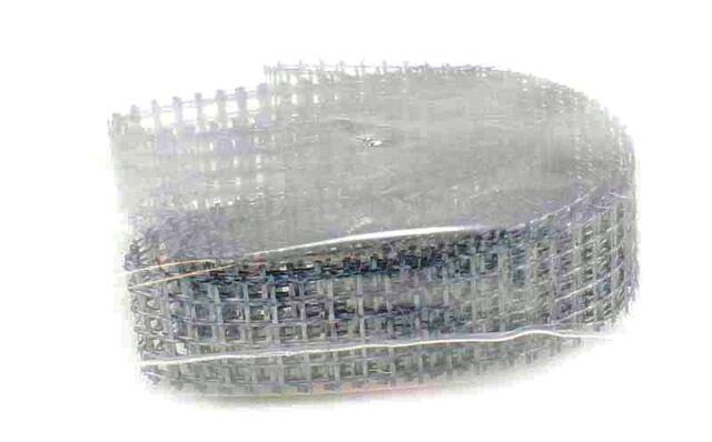 "Javis #Jmesh  - 72"" (1828mm) of HO mesh fencing.  Model Train Layout"