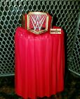 WWE MATTEL ELITE 47 UNIVERSAL CHAMPIONSHIP Title Belt Stand RED Wrestling Figure