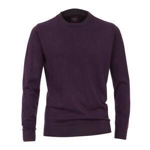 Xxl Casa jumper maglia chiazzata Moda prugna nW7BWx1q