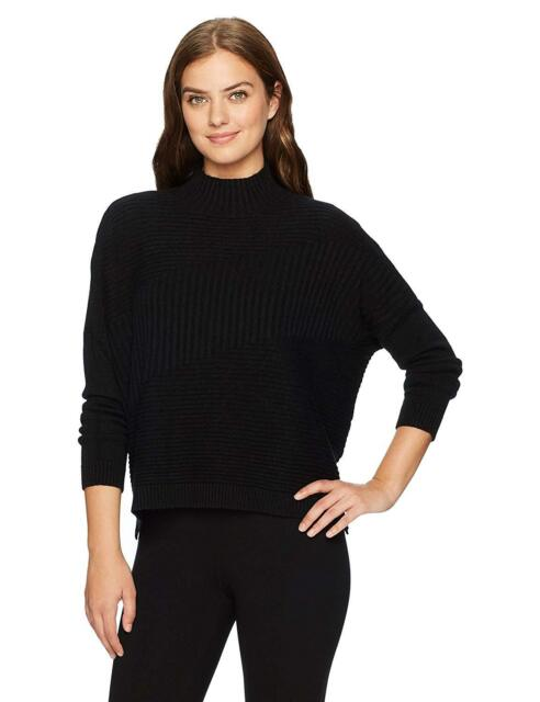 M Made in Italy Womens Missy Crewneck Long Sleeves Top