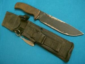 ONTARIO USA RAT-7TACTICAL SURVIVAL BOWIE KNIFE KNIVES HUNTING SKINNING BUSHCRAFT