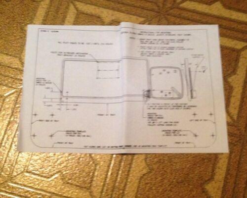 New Weber Knapp Swing A Mouse With Tilt Part No 21454 2 Finish 162