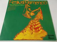 39577 - FESTIVAL FLAMENCO GITANO - PHILIPS VINYL LP (PACO DE LUCIA U.A.)