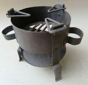 Vintage-Cooking-heating-forged-Iron-Sigdi-Sigri-stove-Wood-Burning-Fire-Pit-mini