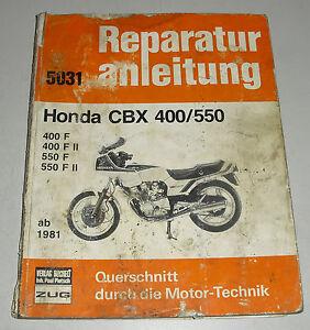 manual cbx 550f free