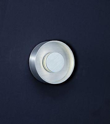 Trio Lifestyle Led Wandlampe Cologne 3w 13cm Glas Aluminium Lampe 220310105 Neu Preisnachlass Wandleuchten