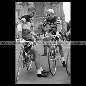 phs-005907-Photo-RIK-VAN-LOOY-amp-JACQUES-ANQUETIL-1964-LISIEUX-TOUR-DE-FRANCE