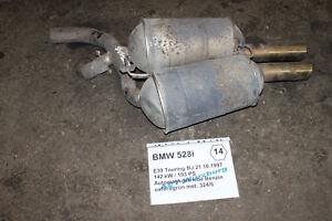 Endschalldaempfer-1433674-Zeuna-2057160001-Auspuff-Endtopf-BMW-E39-Int14
