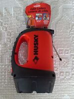 Husky Cable Lantern Flashlight Light Handsfree Weatherproof Impact Resistant