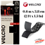 Industrial-Strength-Black-Tape-For-Auto-RVs-And-Boats-2-Ft-x-1-5-In-Velcro-Brand thumbnail 1