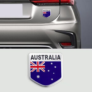 2PCS-Aussie-Shield-Australia-AU-Flag-Emblem-Logo-Moto-Boot-3D-Badge-Car-Sticker