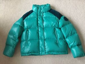 1250-Moncler-AUTH-NEW-Chaqueta-Chouette-Giubbotto-Quilted-Down-Logo-Puffer-2