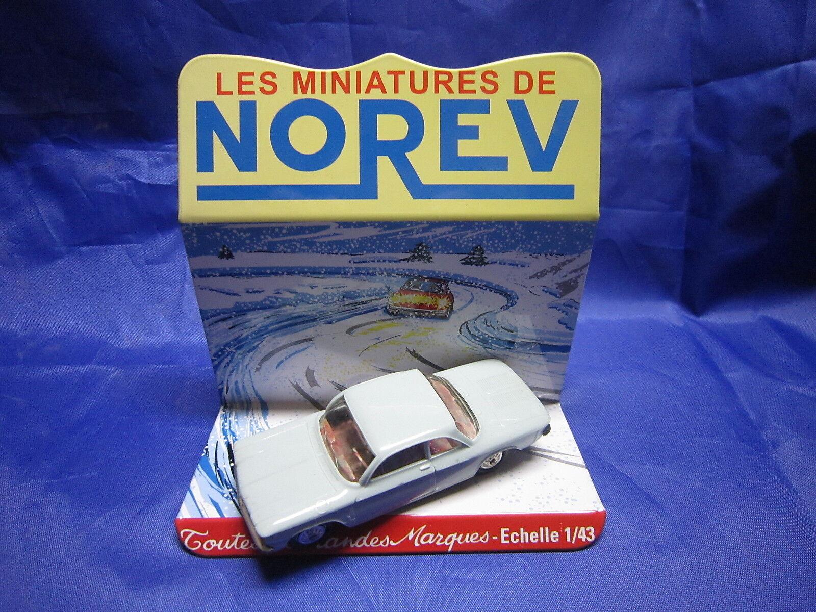 Dv6269 chevrolet corvair monza coupé norev plastiksprengstoff blwu blass ref 1   43 der