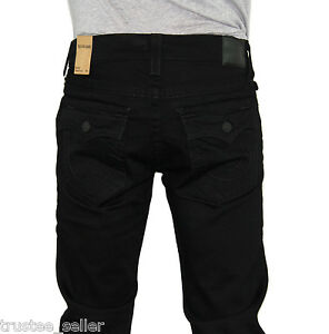 NWT True Religion Brand Men's Ricky Straight Leg Midnight ...