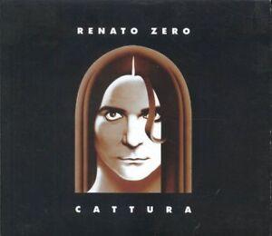 Renato-Zero-Cattura-Digipack-1a-Stampa-Cd-Ottimo