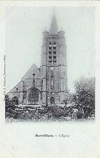 SURVILLERS l'église éd frémont