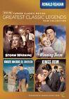 TCM Greatest Legends Ronald Reagan 0883929290529 DVD Region 1