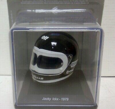 JACKY ICKX 1979 HELMET 1//5 F1 ELF CASQUE CASCO GOODYEAR GITANES