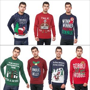 Seasons-Greetings-Adults-Christmas-Jumper-Novelty-Funny-Rude-Xmas-Sweater-Top