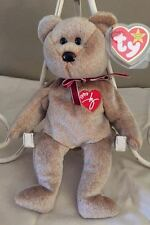 TY BEANIE BABY - 1999 SIGNATURE BEAR   FOR ONE