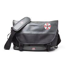 CAPCOM Resident Evil T-Virus Messenger Bag, Black (MB080719RES)