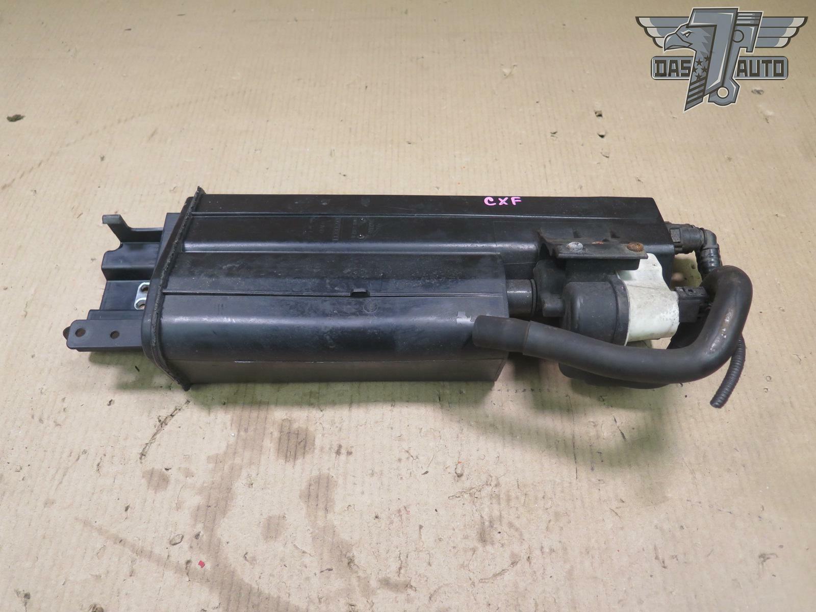 Genuine Jaguar Vapor Canister C2D40532
