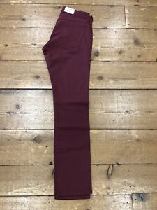 32 32 Red Stretch Ss18 Chino Larston Slim Sale Jeans Wrangler® cordovan qZHFBAU