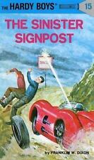 The Hardy Boys: The Sinister Signpost 15 by Franklin W. Dixon (1936, Hardcover)