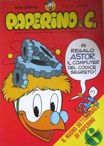 PAPERINO-amp-C-N-2-12-LUGLIO-1981-contiene-IL-PAPERGIOCO-N-2