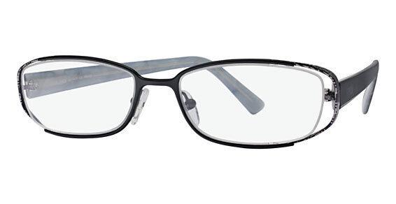 Fendi 731 Color 001 Black Eyeglasses Womens Designer Glasses Italy