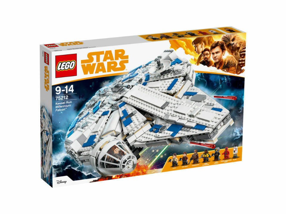 LEGO Star Wars Kessel Run Millennium Falcon 75212 NEU