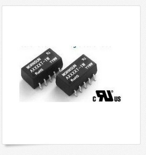 5V isolated OUT 1W QTY 4 MORNSUN A0505T-1W DC//DC converter 5V IN dual //
