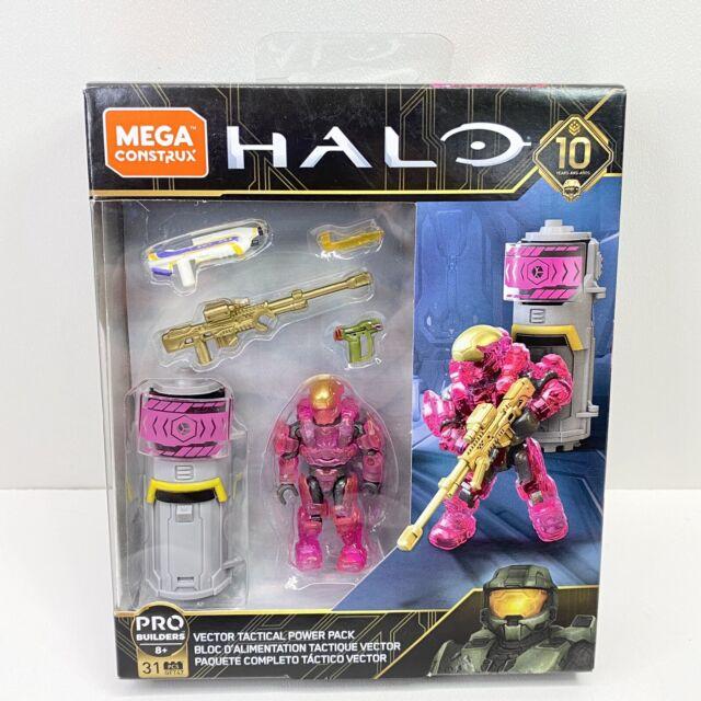 Mega Construx Pro Builder Halo Vector Tactical Power Pack 31 Pcs Building Set