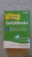 Individual Software Professor Teaches Quickbooks 5 Program Tutorial Set Windows