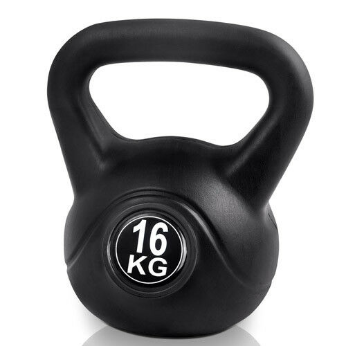 NEW Kettlebells Fitness Exercise Kit Home or Gym Gym Gym Weight Workout Training 16kg d81c5f