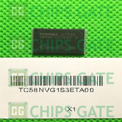 TSOP48 1PCS NEW TC58NVG2S3ETA00 TOSHIBA D//C:15