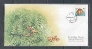 Singapore-2004-Tropical-Marine-Fishes-FDC