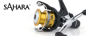 Shimano Sahara RD  Reel All Sizes Available Spinning Reels Coarse Match Fishing  incentive promotionals