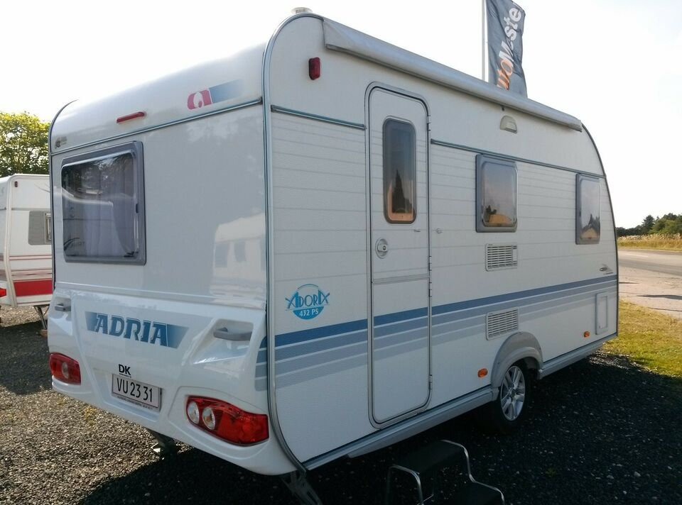 Få solgt din campingvogn