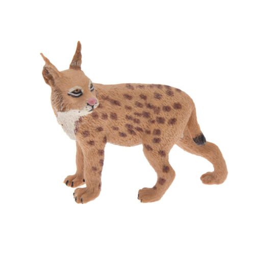 Simulation Wild Animal Model Figure Figurine Home Decor Miniature Accessories