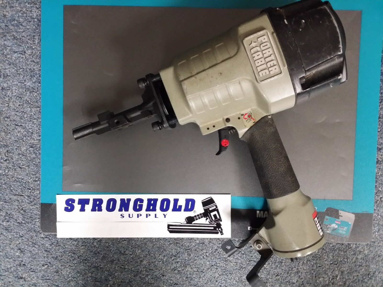 USED 901387 HOUSING FOR FR350 T3 NAILER-ENTIRE PICTURE PICTURE PICTURE NOT FOR SALE bd6f68