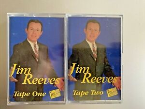 Jim-Reeves-Tape-One-amp-Two-Cassette-Tapes-Tring-Double-Play