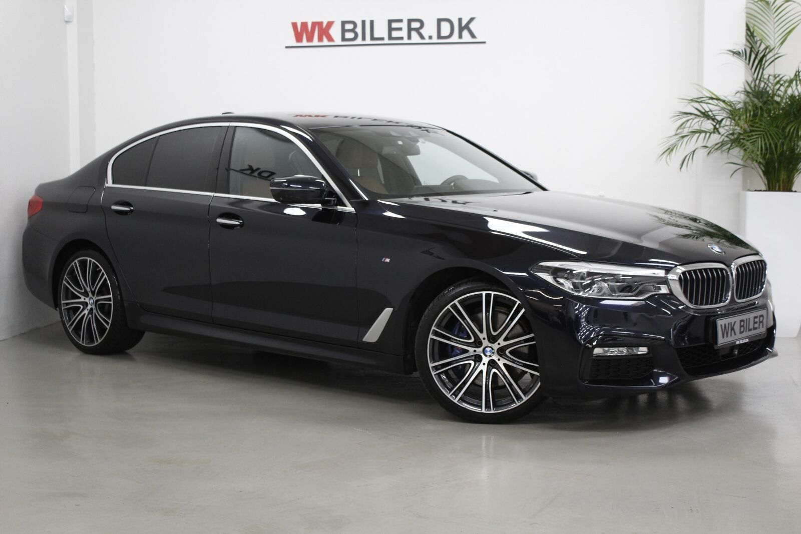 BMW 530d 3,0 M-Sport aut. 4d - 2.995 kr.