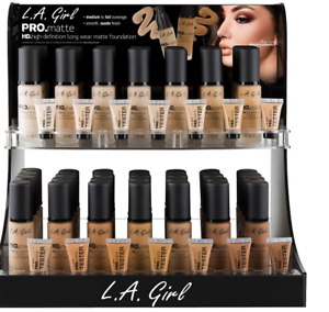 L-A-Girl-Pro-Matte-Foundation-Pick-you-Shade