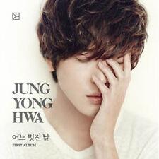 K-pop Jung Yong Hwa-1st Album (A Ver.) (CNJYH01A)