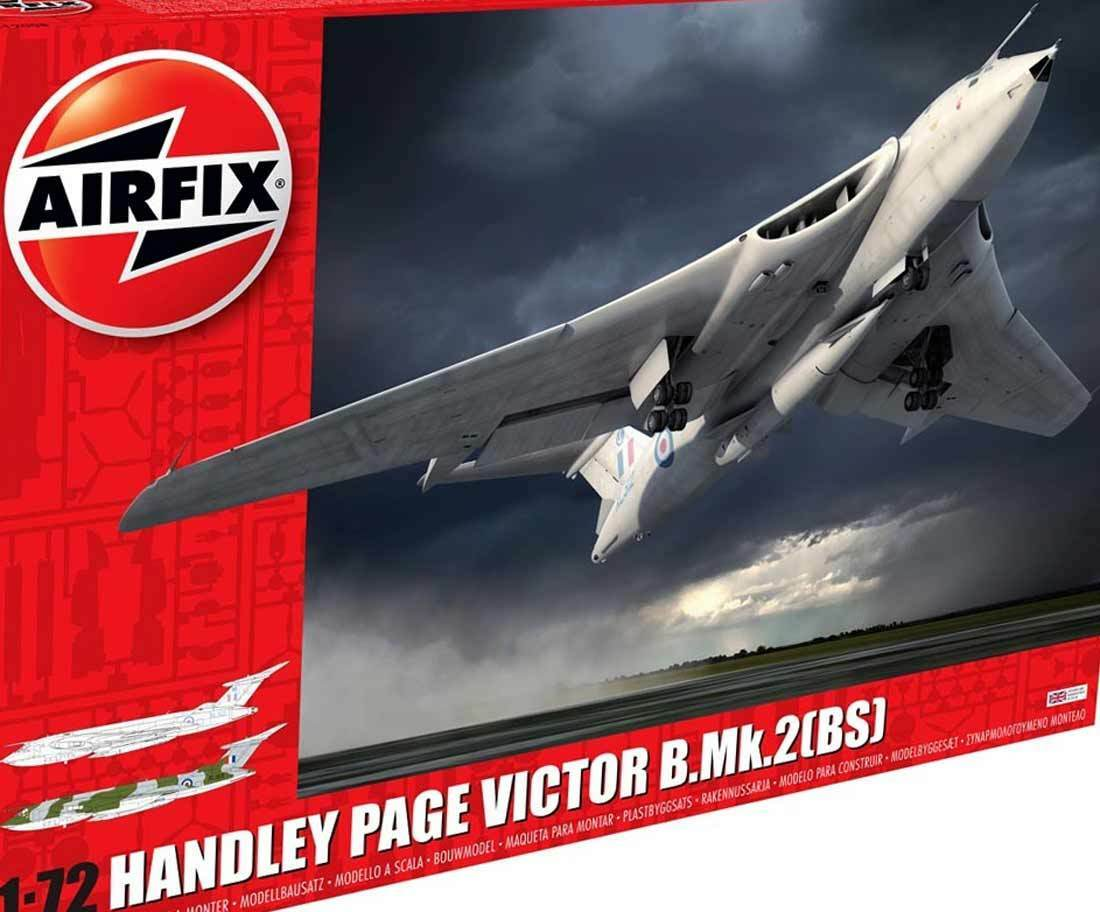 Airfix Handley Page Victor B2 B. 2.mk.2 (BS) 1968 Royal Air Force 1 72